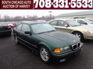 BMW 3 Series 323is 1999