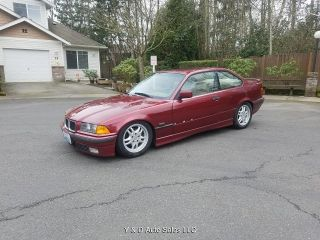 BMW 3 Series 328is 1996