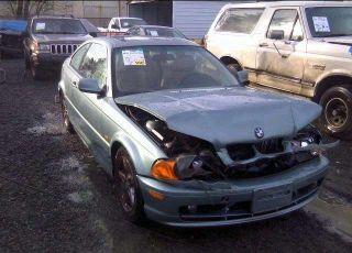 BMW 3 Series 325Ci 2002