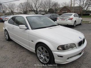 BMW 3 Series 330Ci 2003