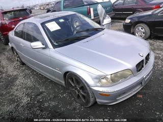 BMW 3 Series 330Ci 2003