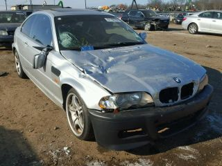 BMW 3 Series 325Ci 2003