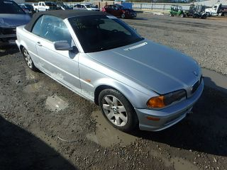 BMW 3 Series 325Ci 2001