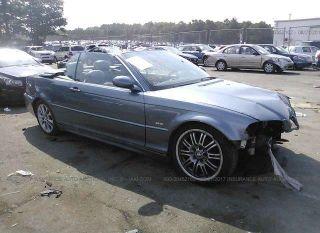 BMW 3 Series 325Ci 2001