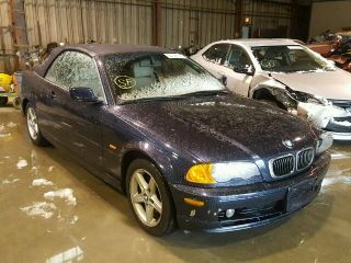 BMW 3 Series 325Ci 2002