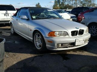 BMW 3 Series 330Ci 2001