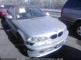 BMW 3 Series 330Ci 2002