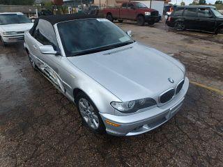 BMW 3 Series 325Ci 2005