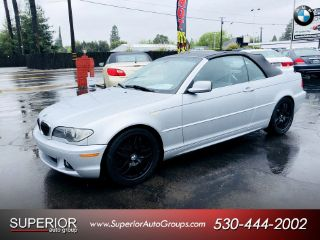 BMW 3 Series 330Ci 2004