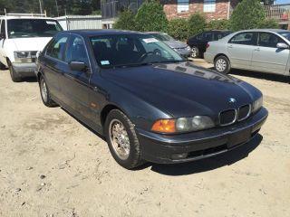 BMW 5 Series 528i 2000