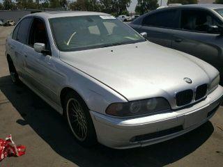 BMW 5 Series 540i 2002