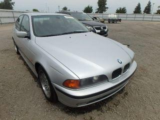 BMW 5 Series 540i 2000