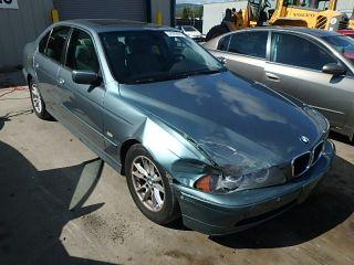 BMW 5 Series 525i 2003