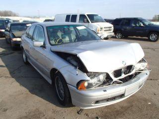 BMW 5 Series 525i 2002