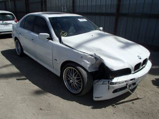 BMW 5 Series 525i 2001
