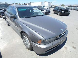 Used 2002 BMW 5 Series 525i in San Martin, California