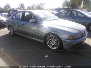 BMW 5 Series 530i 2003