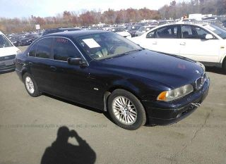 Used 2001 BMW 5 Series 530i in East Windsor, Connecticut