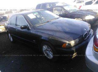 BMW 5 Series 530i 2002