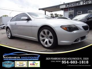 BMW 6 Series 645Ci 2004
