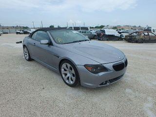 BMW 6 Series 645Ci 2005