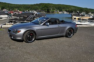 Used 2004 BMW 6 Series 645Ci in Lake Hopatcong, New Jersey