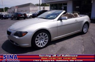 Used 2004 BMW 6 Series 645Ci in Jersey City, New Jersey