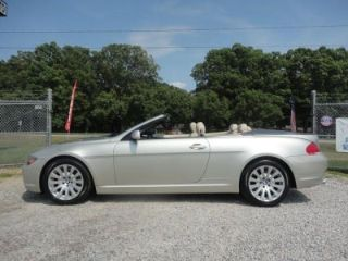 Used 2004 BMW 6 Series 645Ci in Raleigh, North Carolina