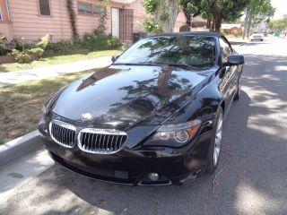 BMW 6 Series 645Ci 2004