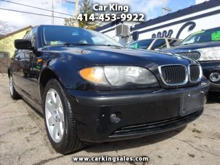 BMW 3 Series 325xi 2004