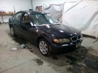 BMW 3 Series 325xi 2003
