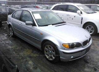 BMW 3 Series 325xi 2002