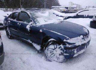 BMW 3 Series 325xi 2002