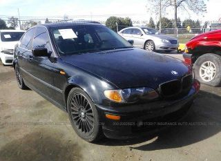 BMW 3 Series 330i 2002