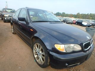 BMW 3 Series 330xi 2003