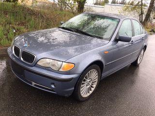 BMW 3 Series 330xi 2003