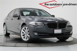 BMW 5 Series 535i xDrive 2011