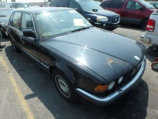 used 1992 bmw 7 series 735il in van nuys california top cheap car