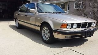 used 1992 bmw 7 series 750il in greendale wisconsin used 1992 bmw 7 series 750il in greendale wisconsin