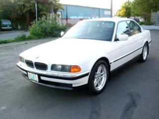 BMW 7 Series 740i 1995