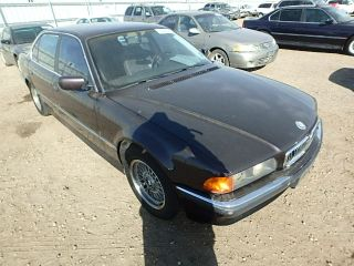 Used 1995 BMW 7 Series 740iL in Bakersfield, California