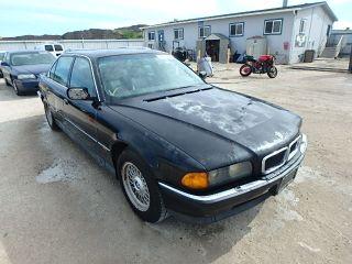 BMW 7 Series 740iL 1995