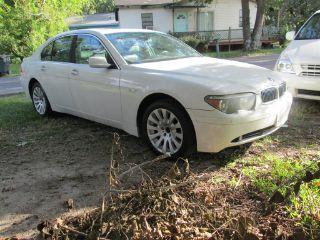 BMW Series I In Charleston South Carolina - 2002 bmw 745i price