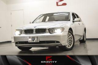 BMW 7 Series 745i 2005