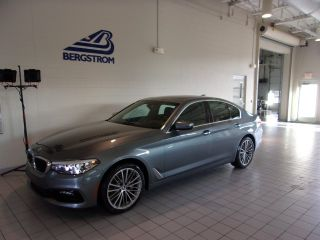 Used 2017 BMW 5 Series 530i xDrive in Appleton, Wisconsin