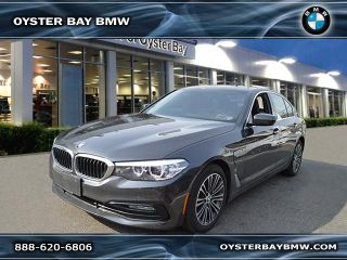 BMW 5 Series 530e xDrive iPerformance 2018