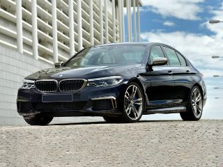 BMW 5 Series M550i xDrive 2018