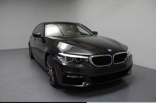 BMW 5 Series 540i 2018