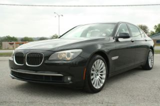 BMW 7 Series 750Li 2012