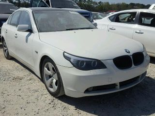 Used 2005 Bmw 5 Series 530i In Houston Texas